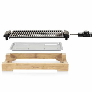 Tristar Tischgrill-Barbecue-Grill mit Grillrost,...
