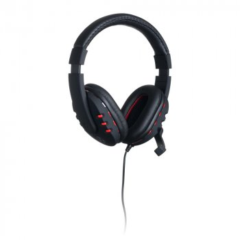 Connect IT GH1000 Battle Gaming Over-Ear Headset (USB)...
